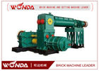 Automatic Clay Brick Making Machine , Double Stage Brick Extrusion Machine?Durable