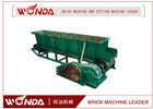 Belt Type Clay Box Feeder Steel Ploy Material YGD1000×3000 For Brick Making Industry