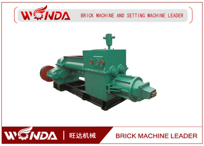 Medium Scale Automatic Clay Brick Manufacturing Plant?Low Energy Consumption