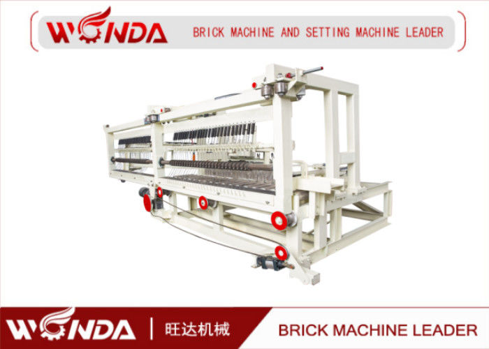 QP280 Fly Ash Fired Clay Brick Cutting Machine?Steel Material Auto Method