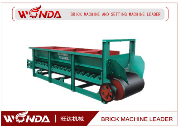 Clay Belt Box Feeder Solid Brick Making Machine Production Line Application