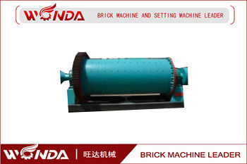 High Efficiency Aerated Concrete Block Making Machine Dry Grinding 5T Ball Mill