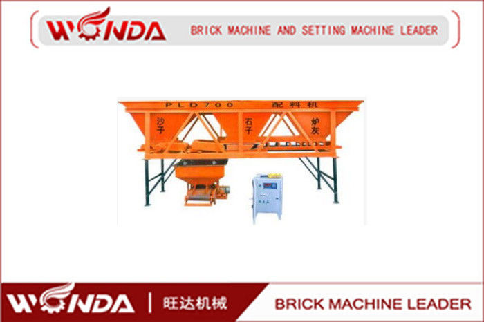 PL Series Concrete Dosing Machine 2.2Kw Complete Plant For Making Autoclaved Fly Ash Brick AAC Blok  Line