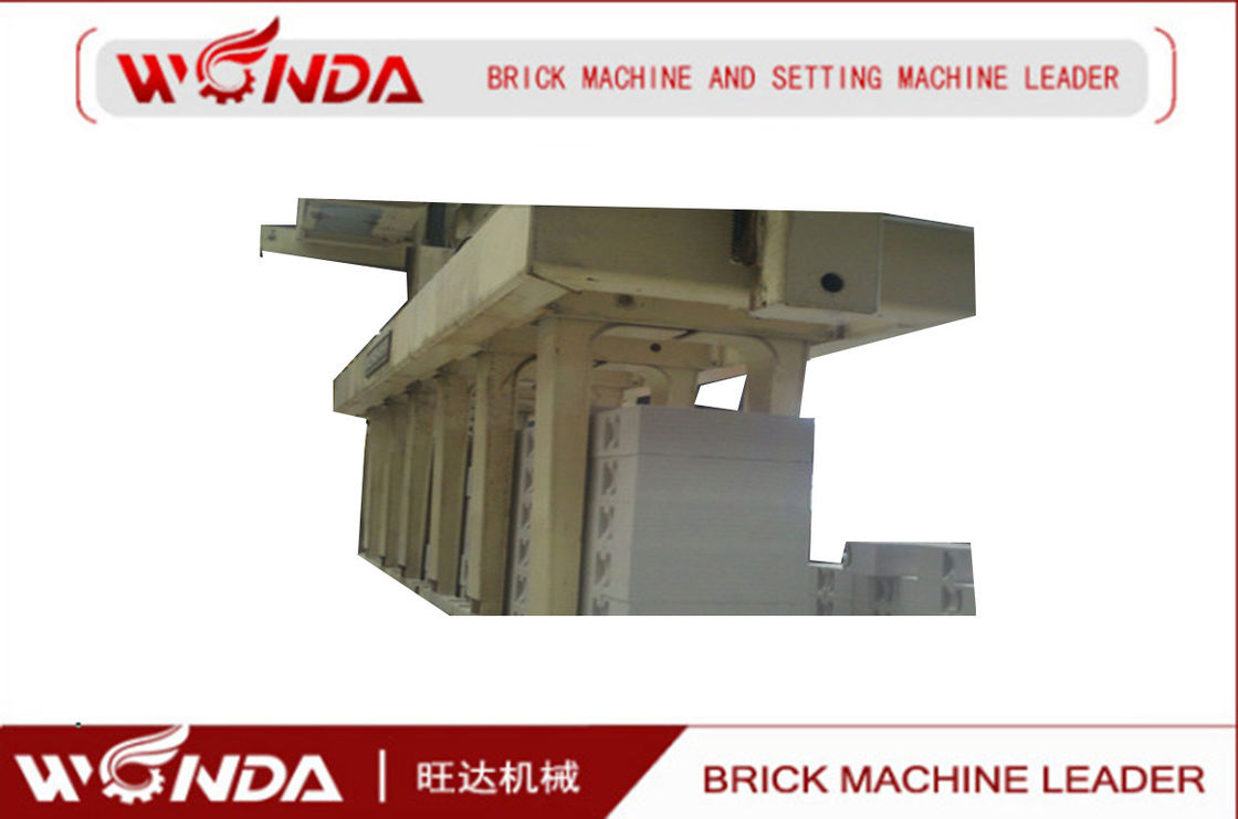 650KW Aerated Concrete Block Making Machine?15-20s Molding Cycle Low Power Consumption