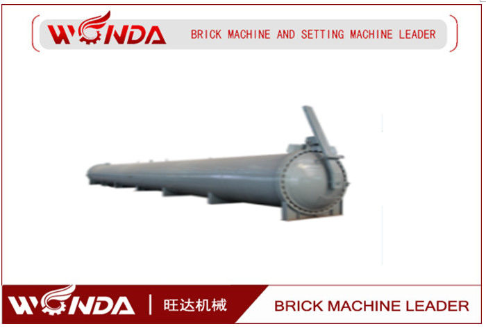 Industrial AAC Block Production Line 1.1Mpa-1.4Mpa Pressure For Block Production Line