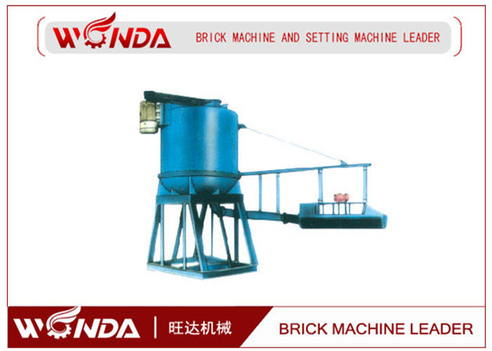 JBG - 4 Fixed And Movable Casting Machine / Pulper Autoclave Aerated Concrete Block